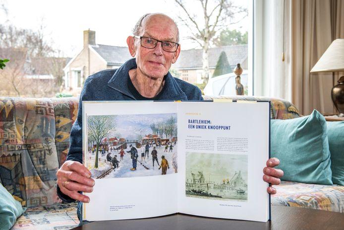 In het naslagwerk 'De tocht der tochten' is er wel aandacht voor Bartlehiem, maar het verhaal over de reddingsactie van de ouders van Djurre Leenstra ontbreekt.