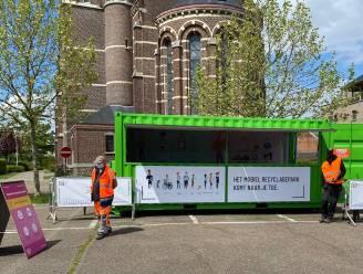 """Vooruit wil mobiel recyclagepark, meerderheid keurt initiatief af: """"Voordelen voor Sint-Truiden zijn te onzeker"""""""