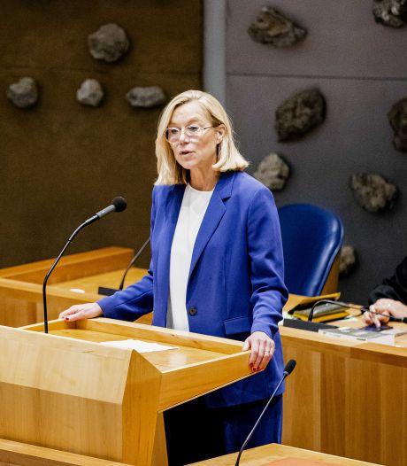 CDA woest: 'Bijleveld hoorde pas in de zaal van vertrek Kaag'