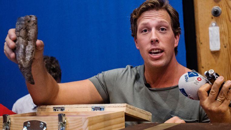 Freek Vonk geeft op 28 december een extra voorstelling in AFAS Live. Beeld anp