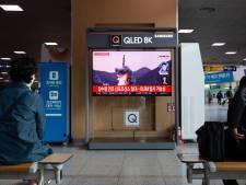 La Corée du Nord a lancé un missile balistique