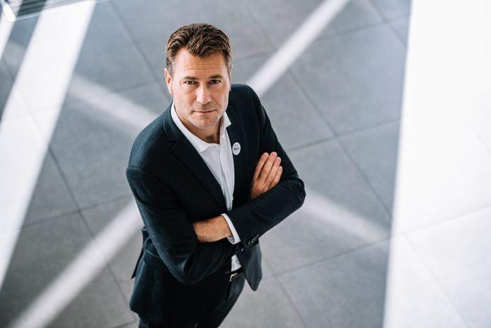 Bart Buysse, CEO Fevia