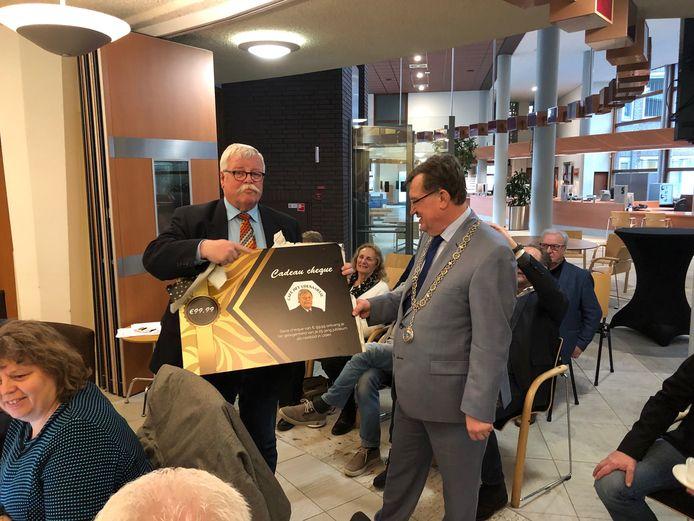In 2019 vierde Ruud Geerders zijn 25-jarig raadslidmaatschap. Hij knoopt er nog een raadsperiode aan vast als frontman van Gewoon Uden.