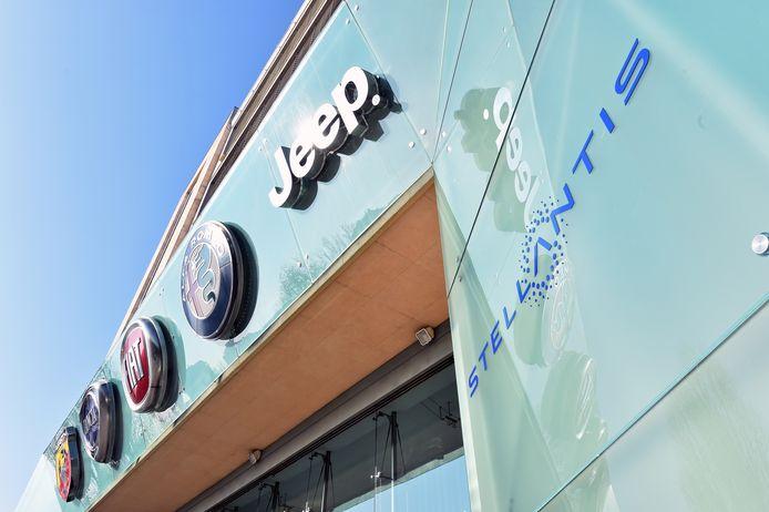 Stellantis is de fusiegroep boven veertien automerken, waaronder Fiat, Peugeot, Citroën, Jeep, Maserati en Alfa Romeo.