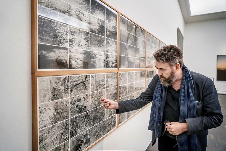 S.M.A.K.-directeur Philippe Van Cauteren. 'We kennen Picasso en Van Gogh. Voeg daar  gerust Richter aan toe.' Beeld Eric de Mildt