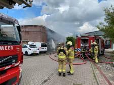 Brandweer: grote brand in Almen waarschijnlijk ontstaan door kortsluiting