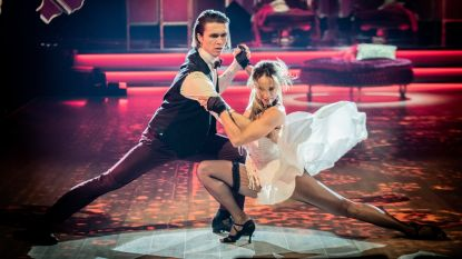 Friends & family-week bij 'Dancing With The Stars': Karen sneuvelt en Ian Thomas laat zijn partner nét niet vallen