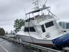 Tempête Sally : inondations et dégâts importants dans le sud-est des États-Unis