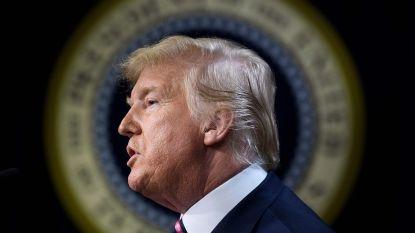 President Trump geniet wereldwijd weinig steun voor zijn beleid
