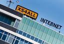 Het kantoor van XS4ALL in Amsterdam.