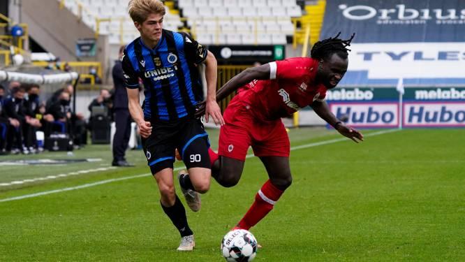 """Jordan Lukaku na nederlaag Antwerp: """"We gaan niet alles op karakter kunnen winnen"""""""