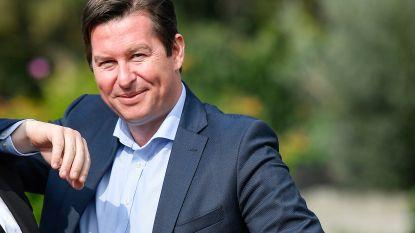 Steven Creyelman fractievoorzitter Vlaams Belang
