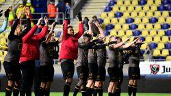 KV Mechelen wint moeilijke verplaatsing naar Stayen en zet Genk onder druk