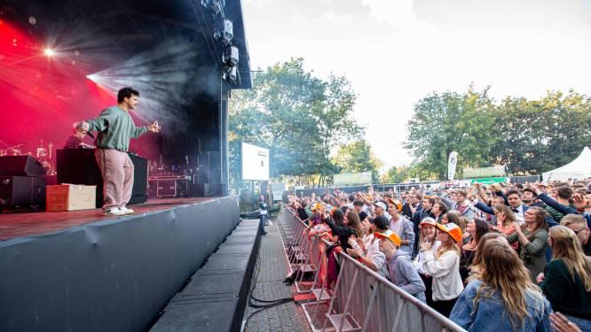 Rock Ternat beleeft schitterende eerste festivaldag