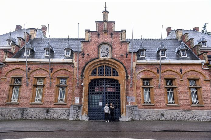 De gevangenis van Turnhout.