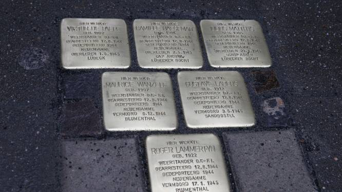 500 gedeporteerde joodse Deurnenaren herdacht met struikelstenen en expo