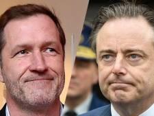 """Bart De Wever: """"Monsieur Magnette est un homme très intelligent"""""""