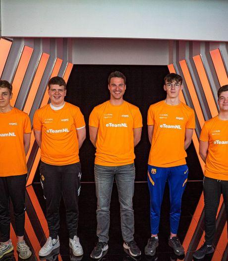 Zilveren medaille voor Nederland tijdens olympisch Rocket League-toernooi