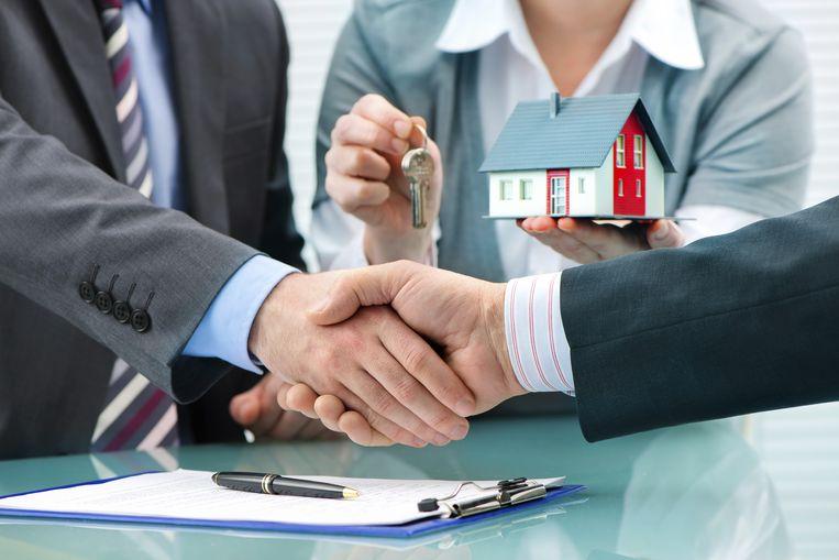 Bij de aankoop van een woning is de overheid altijd betrokken als derde partij.