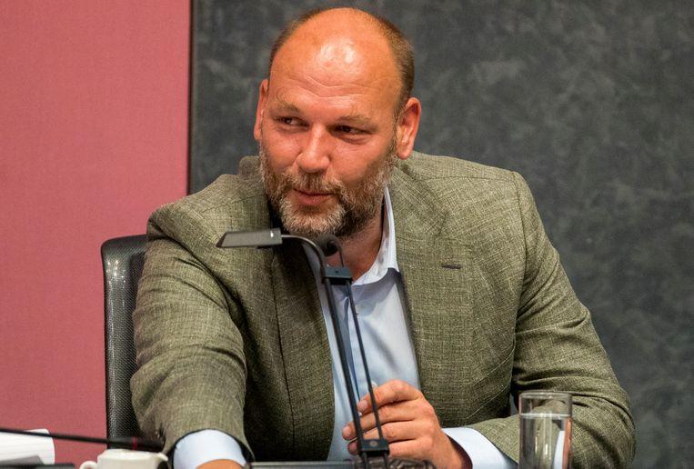Wethouder Rutger Groot Wassink: voorheen groot tegenstander, nu niet meer. Beeld ANP