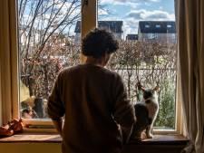Françoise uit Deventer doet alles om corona te voorkomen: geen bios, geen trein en geen contact met de buren