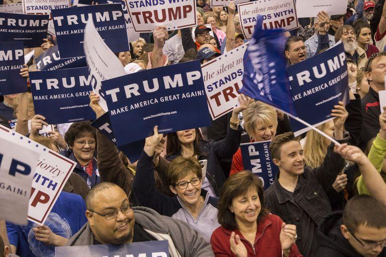 De kiezers van Donald Trump: