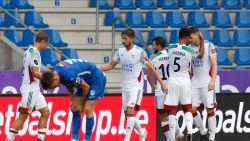 Racing Genk geraakt niet verder dan gelijkspel tegen promovendus OH Leuven