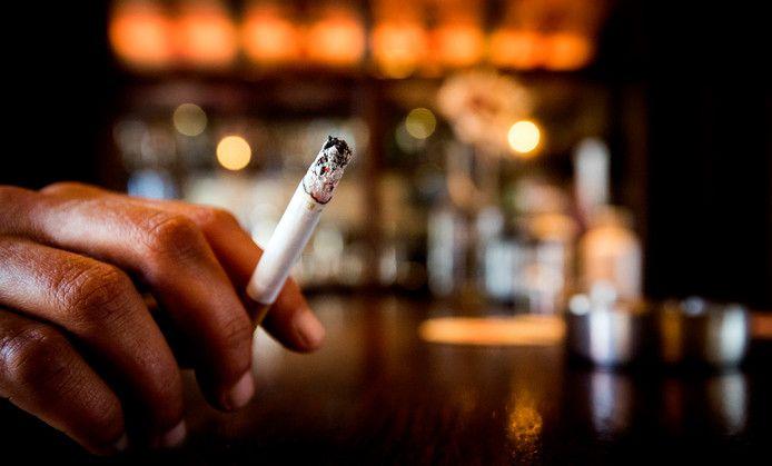 Een cursus moet helpen om te stoppen met roken.