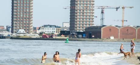 Heetste septemberdag ooit: Antwerpenaren zoeken massaal verkoeling in eigen stad