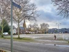 Berghem in rep en roer: meester Gielen heeft geen plein meer, maar slechts een parkeerplaats