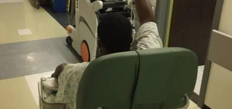 Un premier patient de l'UZ Brussel quitte les soins intensifs après intubation