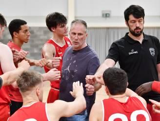 """Na twee seizoenen aan de kust keerde coach Luc Smout terug naar Antwerpen: """"Met Antwerp Giants 2 mikken op een zorgeloos seizoen"""""""