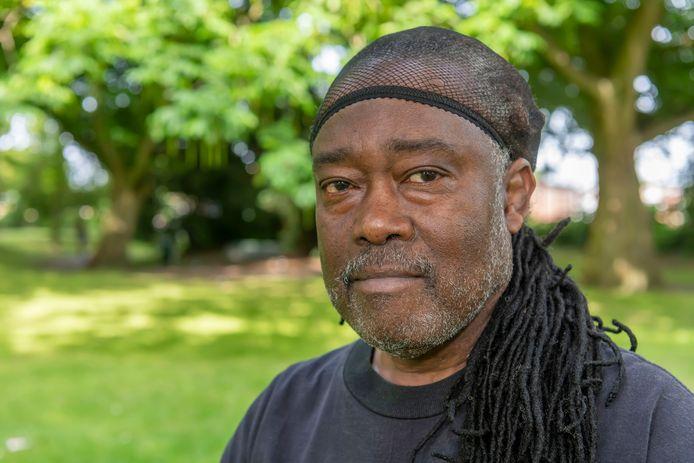 Tilburger Kenneth Cuvalay verzet zich tegen het opgraven van tot slaaf gemaakte bewoners van Sint Eustatius, het eiland waar hijzelf geboren en getogen is.