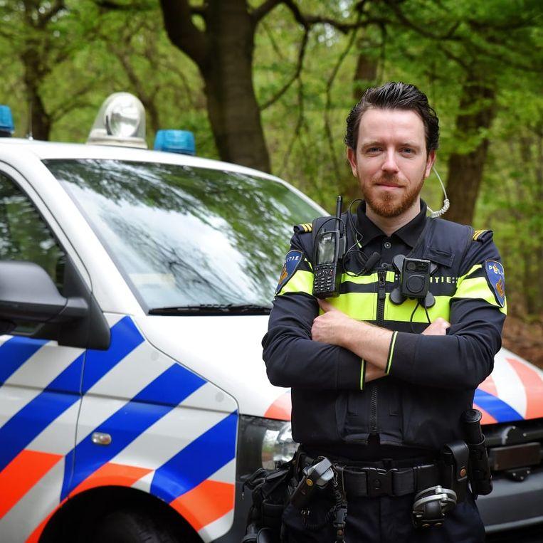 Koen Simmers: 'Mensen vinden: ik moet kunnen rijden, jij moet aan de kant.' Beeld