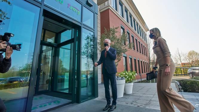 Koningin Máxima straalt tijdens bezoek aan CSU in Uden
