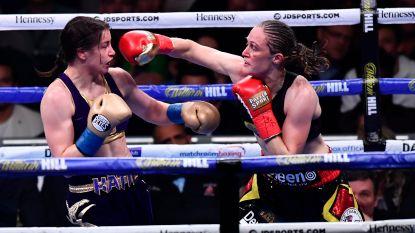 Delfine Persoon krijgt haar herkansing: op 22 augustus strijdt ze opnieuw tegen Katie Taylor