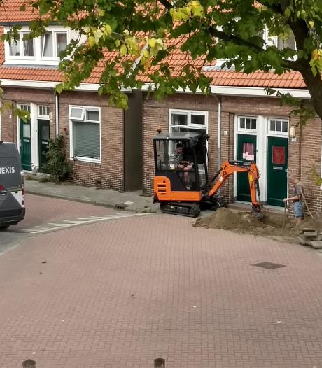 Enexis trekt kabel kapot in Enschede; deel Hogeland hele dag zonder stroom