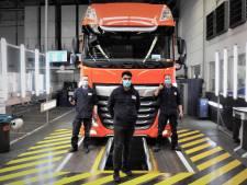 DAF start in Eindhoven proef met corona-sneltesten
