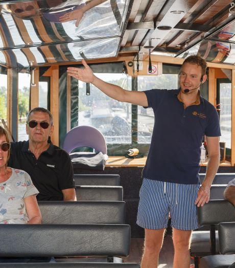 Roy praat in Giethoorn weer Nederlands met zijn passagiers