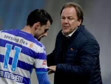 Zorgen nemen toe bij De Graafschap na gelijkspel tegen Jong Ajax