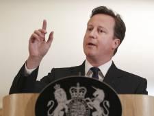 Le Royaume-Uni n'a pas à sauver la Grèce, affirme Cameron