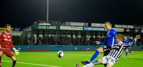 Achilles'29 speelt gelijk tegen Jong Go Ahead Eagles