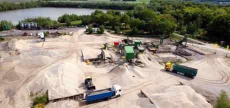 Einde dreigt voor grindwasserij Sibculo: Hardenberg weigert vergunning