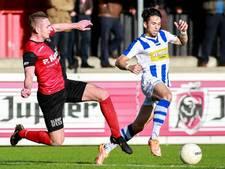 Twee penalty's bij gelijkspel De Treffers tegen FC Lienden