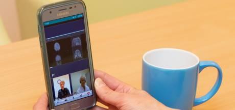Europese primeur in het Amphia: afbeeldingen, video's en dossiers via berichtendienst van CM.com