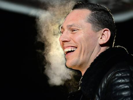 Tiësto werkt liever in Amsterdam dan in Los Angeles