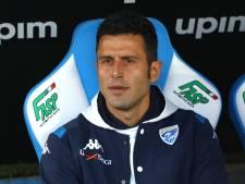 Brescia stuurt Grosso na maand alweer weg als coach