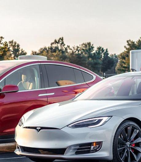 Van 0 tot 100 in 2,5 seconden: Tesla is nu sneller dan Bugatti dankzij 'standje jachtluipaard'