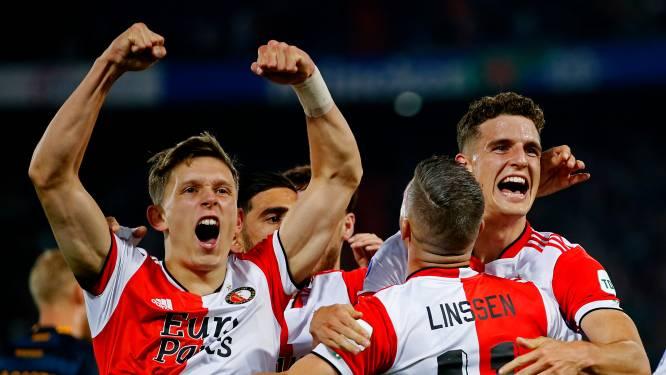 Altijd dezelfde spelers bij Feyenoord, kan dat eigenlijk wel?