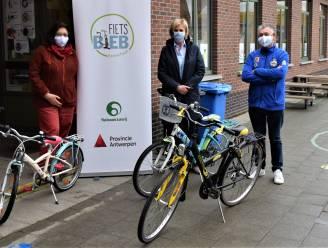 """Fietsbieb en Open Huis Kabas slaan handen in elkaar: """"Elk kind moet een fiets kunnen gebruiken"""""""